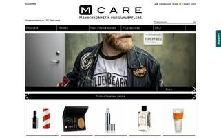 mcare.de Webseiten Screenshot