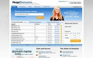 mein-sofa.com Webseiten Screenshot
