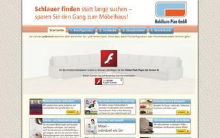 meinsofa.de Webseiten Screenshot
