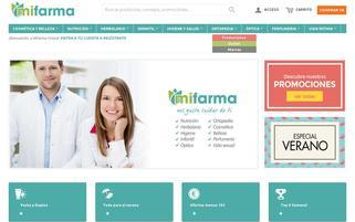 mifarma.es Webseiten Screenshot