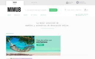 mimub.com Webseiten Screenshot