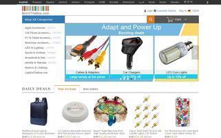 MiniInTheBox Webseiten Screenshot
