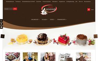 miniSchoggi Webseiten Screenshot