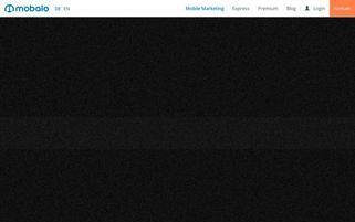 mobalo.com Webseiten Screenshot