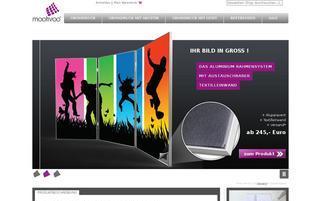 mootivoo Webseiten Screenshot
