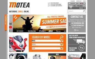 Motea Webseiten Screenshot