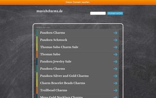 munichcharms.de Webseiten Screenshot