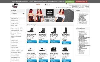 mw-store Webseiten Screenshot