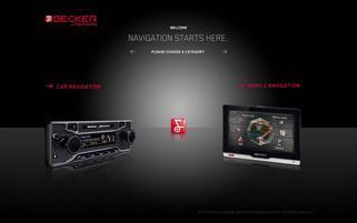 mybecker.com Webseiten Screenshot