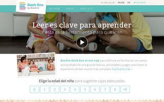mylittlebookbox.com Webseiten Screenshot
