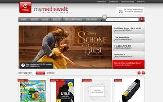 mymediawelt Webseiten Screenshot