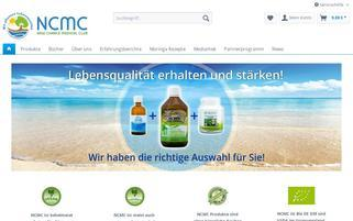 myncmc.eu Webseiten Screenshot