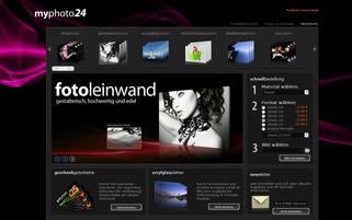 Myphoto24 Webseiten Screenshot