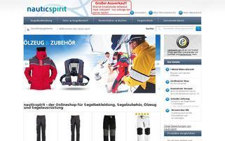 nauticspirit Webseiten Screenshot