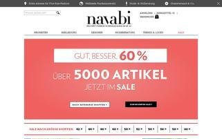 navabi Webseiten Screenshot