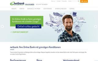 netbank.de Webseiten Screenshot