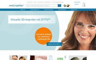 Netzoptiker Webseiten Screenshot