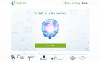neuronation.com Webseiten Screenshot