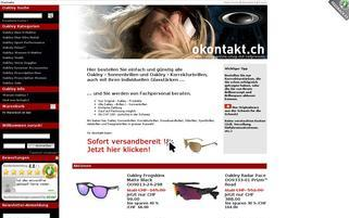 okontakt.com Webseiten Screenshot
