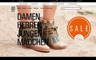 Omoda Webseiten Screenshot
