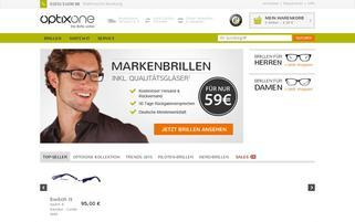 OptixOne Webseiten Screenshot