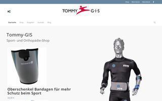 orthopedia-shop.de Webseiten Screenshot