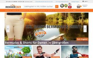 outdoor-renner.de Webseiten Screenshot