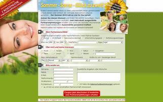 Partner25 Webseiten Screenshot