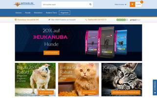 petmeds Webseiten Screenshot