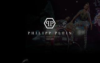 Philipp Plein Webseiten Screenshot