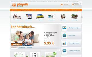 Pixopolis Webseiten Screenshot