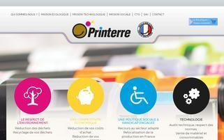 printerre.com Webseiten Screenshot