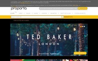 proporta.de Webseiten Screenshot