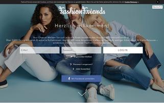 Quaps Webseiten Screenshot