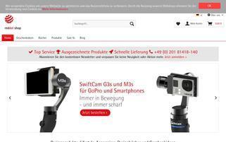 red-dot-shop.com Webseiten Screenshot