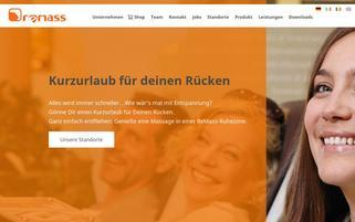ReMass Webseiten Screenshot