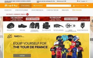 Retto Webseiten Screenshot