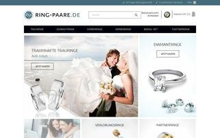 ring-paare.de Webseiten Screenshot