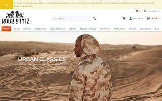 rudestylz.de Webseiten Screenshot