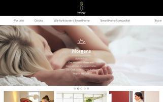 RWE-SmartHome Webseiten Screenshot