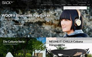 sackitshop.de Webseiten Screenshot