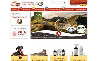 salingo.de Webseiten Screenshot