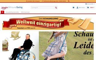 schaukelding.de Webseiten Screenshot