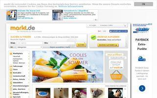 Schleckermaul.de Webseiten Screenshot