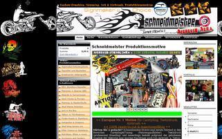 schneidmeister.de Webseiten Screenshot