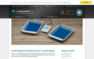 schwitzen.com Webseiten Screenshot
