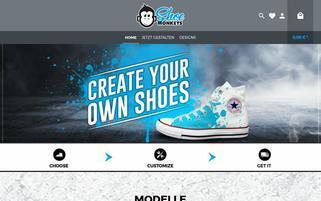 Scurdy Webseiten Screenshot