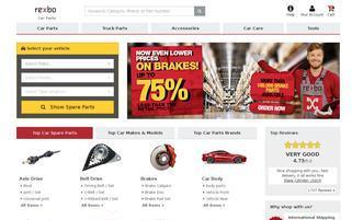 seekpart24.com Webseiten Screenshot