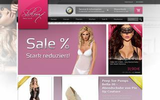Sheloox Webseiten Screenshot