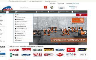 Shop Seltmann Webseiten Screenshot